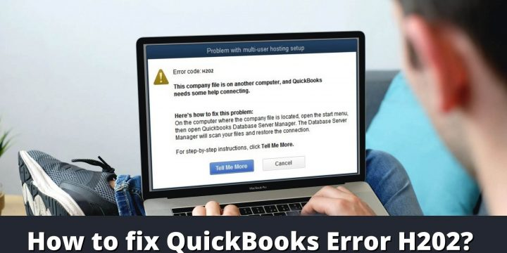 Facing QuickBooks Error H202? [Learn How To Fix It?]