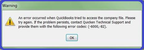 Solved QuickBooks Error 6000, 82