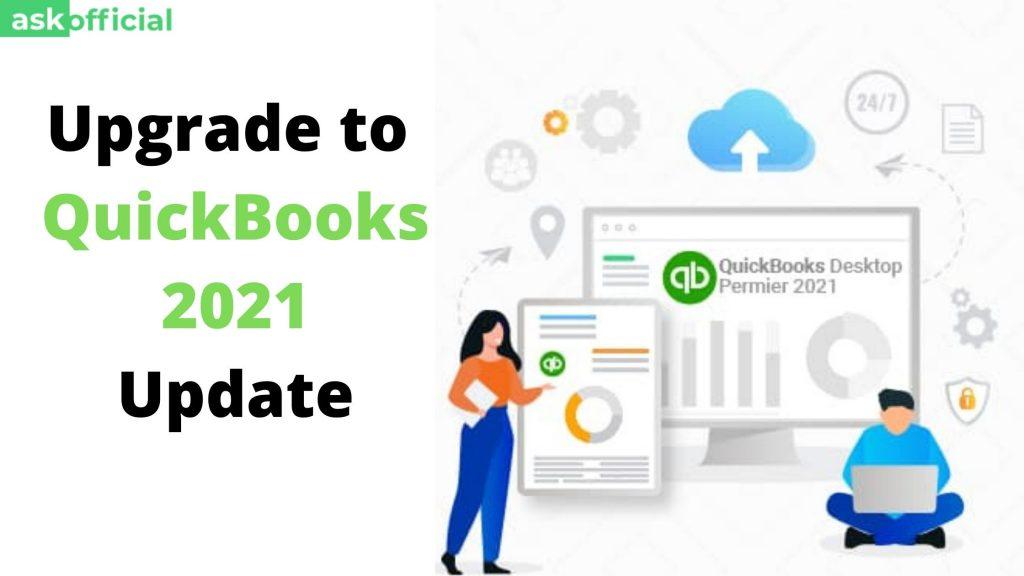 QuickBooks 2021 Update